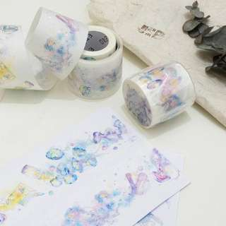 (PO) *Premium* Light of the Ocean Washi Tape
