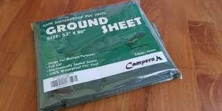 Ground Sheet (BNIB)