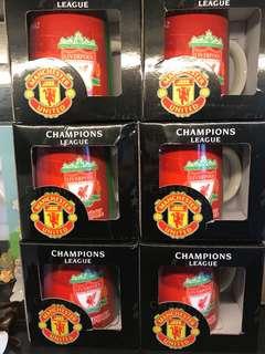 Manchester United Liverpool souvenir