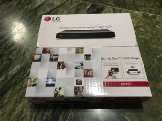 LG Blu-ray / DVD Player