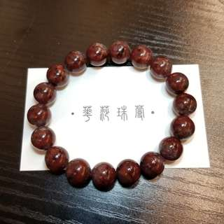 「世界上最古老水晶寶石」  【極光23手串 11.7mm】