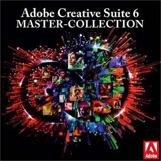 Adobe Creative Suite 6 Master Collection Windows or Mac Digital Key