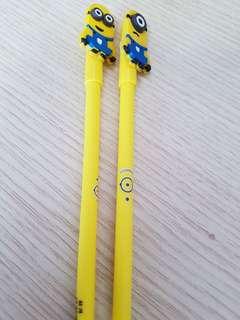 Brand New Minion Pen