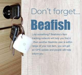 BeaFish 必鄰魚 - CrowdGPS 追踪 防掉器