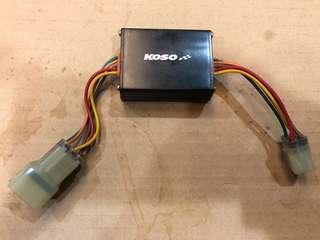 🚚 KOSO定位燈恆亮顯示器