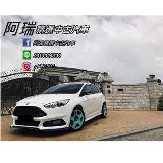 當日約當日看成本+1萬賣!!市場稀少Focus 1.5T 汽油頂級版 !!!