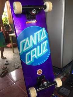 Sata Cruz Skateboard