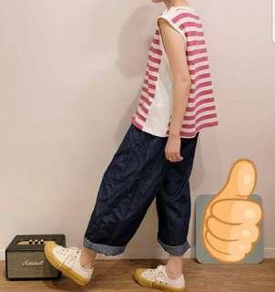 韓國薄牛仔褲 #2bdaysale