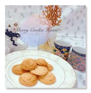 🚚 (限時免運)奶酥小曲奇 手工餅乾 Sherry Cookie House