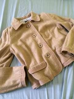 Brown Gap Coat