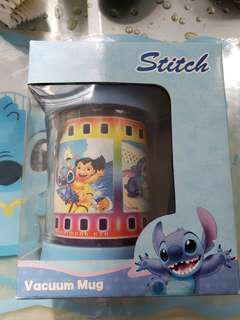 史迪仔杯 史迪仔保溫杯 杯 stitch disney 迪士尼