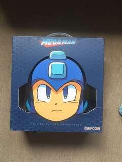 Capcom Megaman Headphones Limited Edition