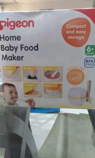 pigeon baby food maker