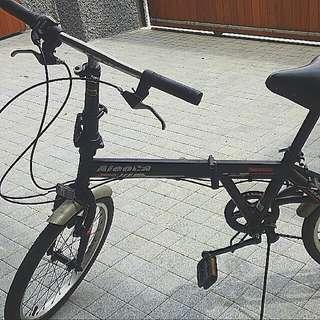 Aleoca Foldable Bicycle