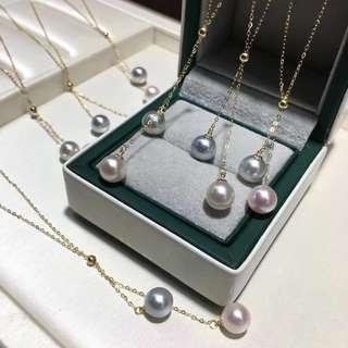 *特價* 真多麻➕Akoya海水珍珠頸鍊