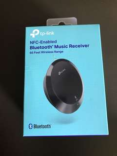 Bluetooth Music Receiver NFC-Enabled