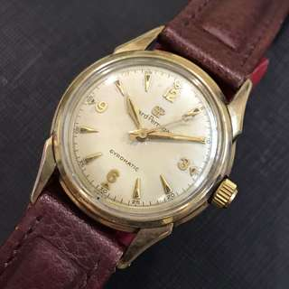 Vintage Girard Perregaux Gyromatic Watch
