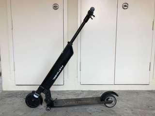 E-Scooter - Fastwheel F0 PRO Black 30km
