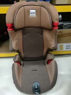 Baby high back booster seat