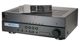 Yamaha dsp 7.1 hdmi rx-v567 amplifier amp hifi home