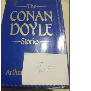 Hardcover Conan Doyle Stories