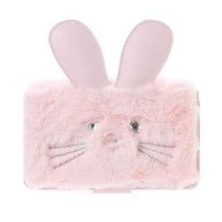 🚚 SAMANTHA THAVASA RABBIT MOTIF FUR IPHONE CASE 兔子毛絨絨手機殼
