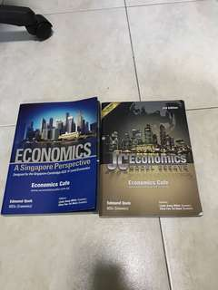 Economics Textbook & Essay Book