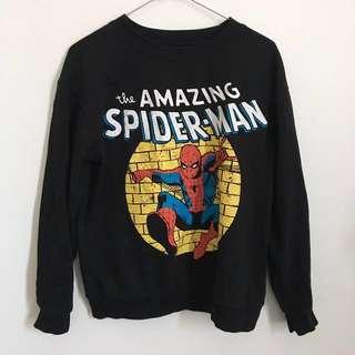 spider-man sweater