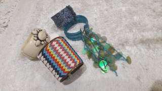 (Take all) Unique bracelet
