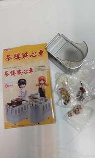 Mimo茶点心車煎釀三寶(絕版)