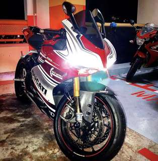 Repost Ducati Panigale 1199s ABS