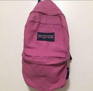 Authentic Jansport Pink