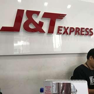 Tetap menerima pengirimin h+1 h+2 lebaran lewat j&t express
