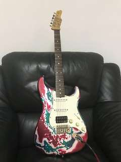[SALE] James Tyler Classic Psychedelic Vomit