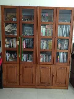 詩墾柚木書櫃-2個90公分。單價
