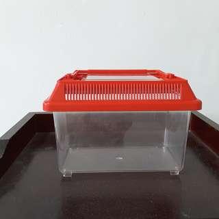 Aquarium portable mini fish tank