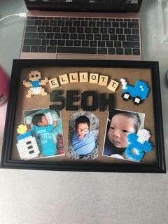 Newborn Baby Handmade gift