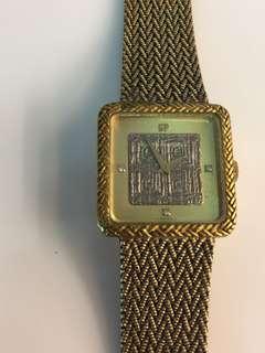 Girard Perragaux Winding Vintage Watch