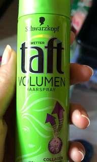 Taft hairspray (75ml)