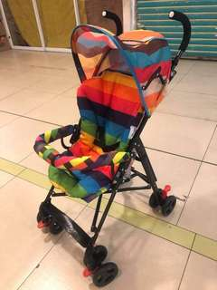 Umbrella type stroller