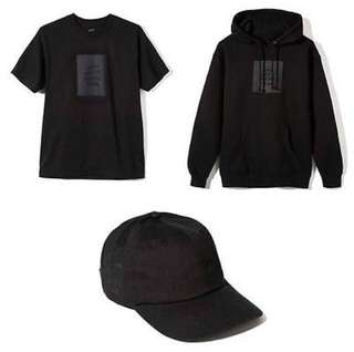 ANTI SOCIAL SOCIAL CLUB Black Pack Baseball Cap <ORI>