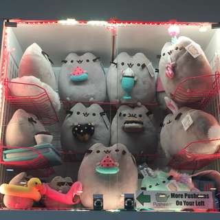 Exclusive Pusheen Available In Stores
