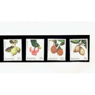 Mint Stamps   LOCAL  FRUITS