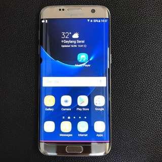 Samsung S7 Edge Gold (32 GB) (Read)