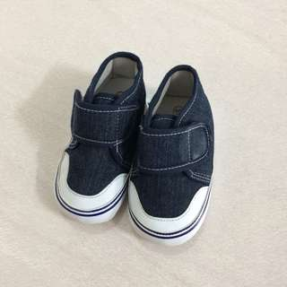 Baby boy jeans shoes