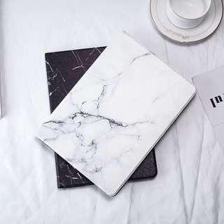 Black/White Marble iPad/Mini Tablet Cover