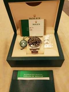 Rolex Submariner No Date Complete