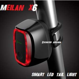 Tail Light (suitable for electric scooter - escooter and bicycle)