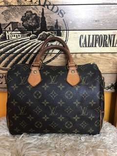 LV Speedy 25 100% authentic