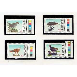 Mint Stamps   COASTAL  BIRDS